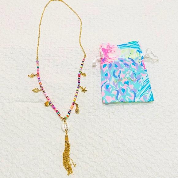 Lilly Pulitzer Hi Summer Necklace
